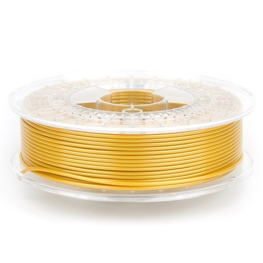 Colorfabb gold metal 3d printing filament