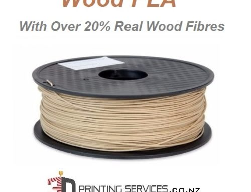 How to 3D Print Wood Filament