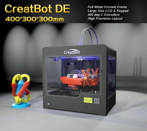 Creatbot DE Big 3D Printer NZ