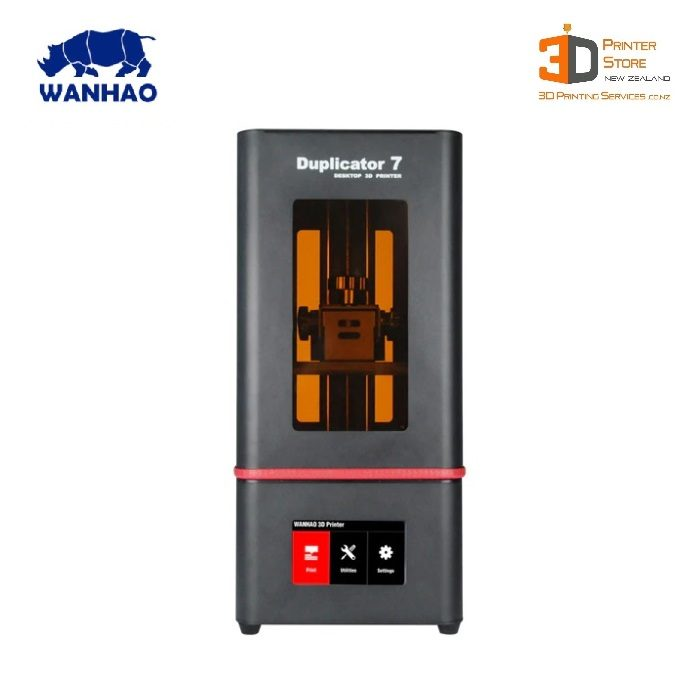 Wanhao D7 plus latest version SLA Resin DLP 3d printer NZ
