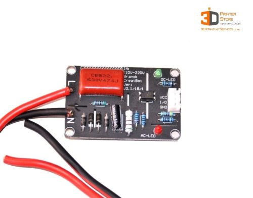 Creatbot 3D printer power detection chip NZ