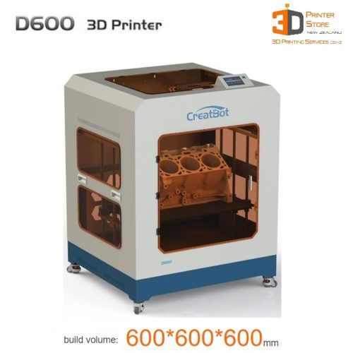 Creatbot D600 3D Printer in NZ