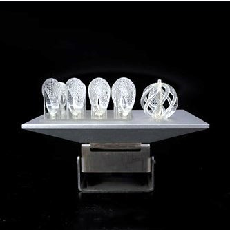 Esun Clear Resin 3d print new zealand