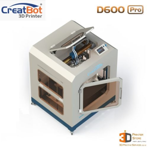 Creatbot D600 PRO 3D Printer NZ