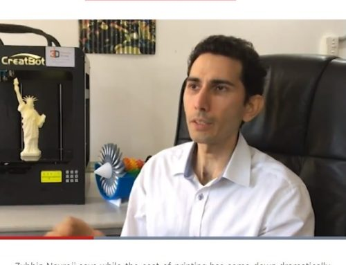 1 NEWS interviews Zubbin of 3D Printing Services on 3D-printed firearms
