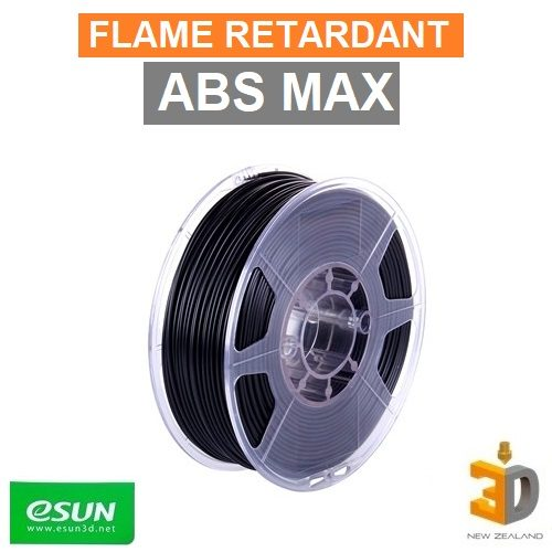 ABS Max Flame Retardent 3D Printer Filament NZ