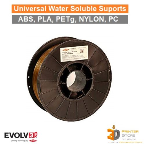 Dow Evolv3d USM Universal Support Material 3d printer filament NZ