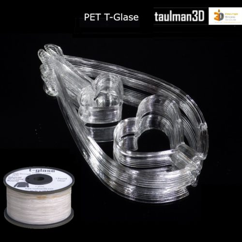 PET T-Glase 3D Printing Filament New Zealand