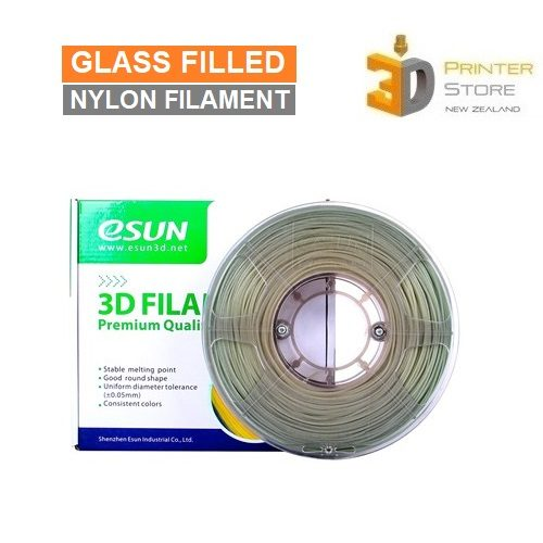 Fibre Glass Nylon 3D Printing Filament NZ