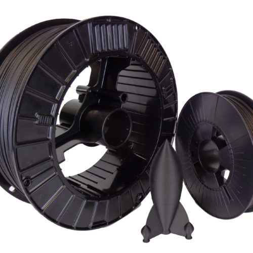 Carbon Fibre PETg filament 3D Printer Store NZ