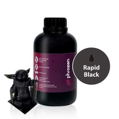 Phrozen Rapid Black 3D Printer Resin New Zealand