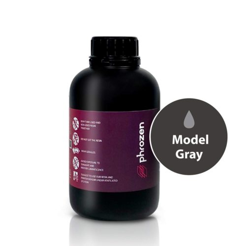 Phrozen Model Gray water washable SLA Resin NZ