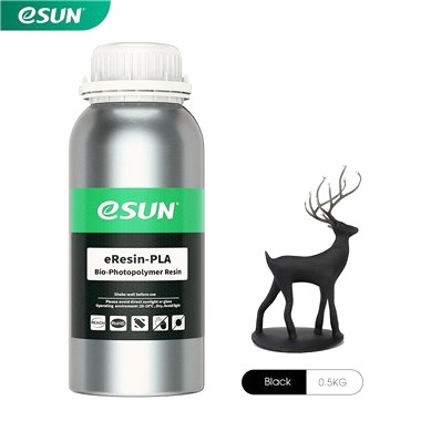 Esun Black ePLA-Bio Resin New Zealand