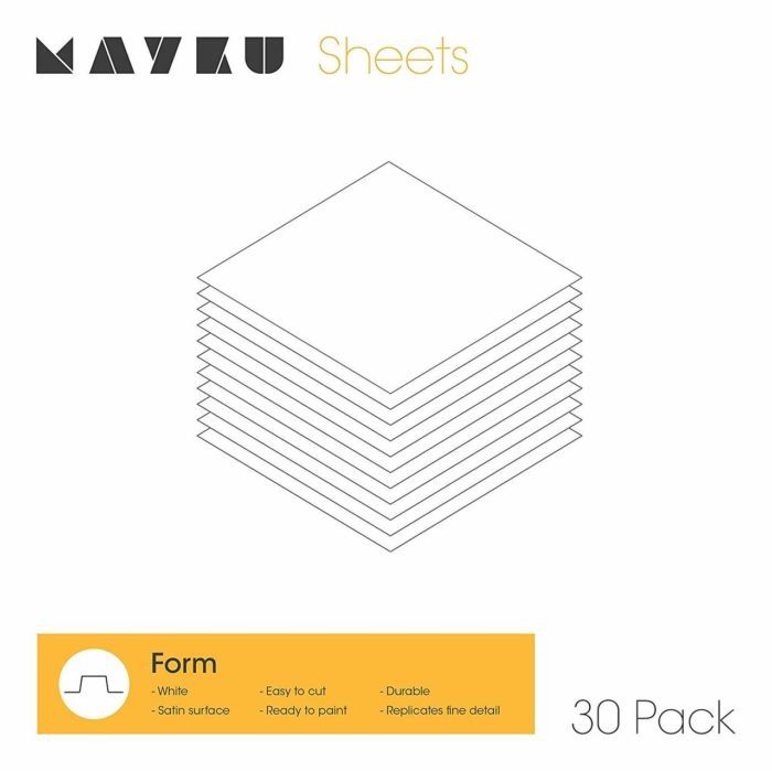 Mayku Vacuum Form Sheets Pack
