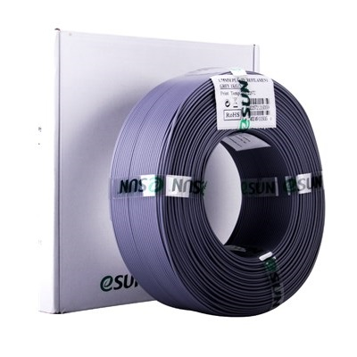 Esun Refilament PLA plus Grey 3d printer filament NZ